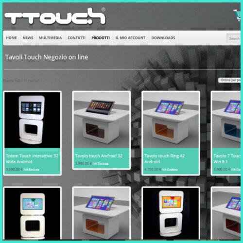 TTouch-negozio-online