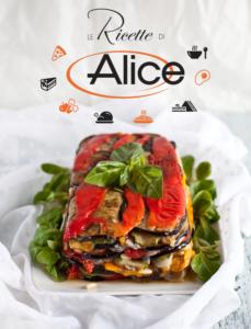 App iPad Le Ricette di Alice