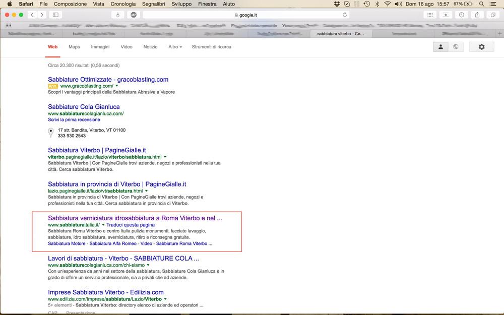 sabbiaturaitalia-SEO-primapagina-google
