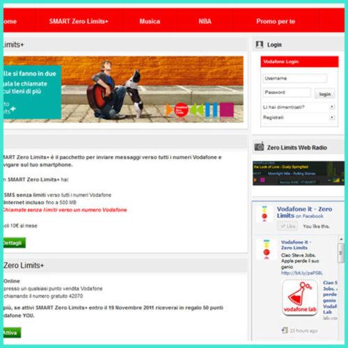 webradioVodafoneZeroLimits